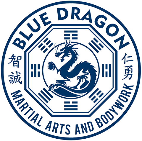 Blue Dragon Arts Logo